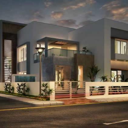 20 marla house