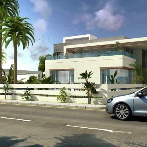 30 marla house