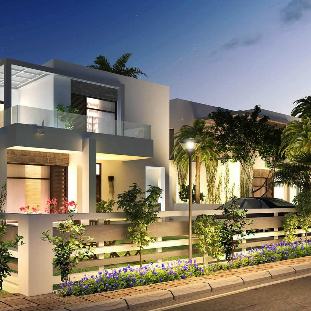 15 marla house